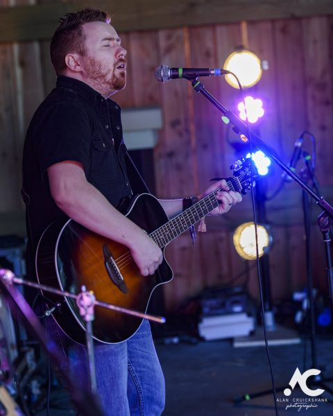 Photographs of Danny Mortimer on the Hayloft Stage 892019. 122 480x600 - Jocktoberfest, 7/9/2019 - Images
