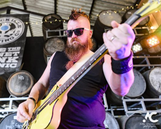 Photographs of The Dihydro on the Hayloft Stage 892019. 72 530x424 - Jocktoberfest, 7/9/2019 - Images