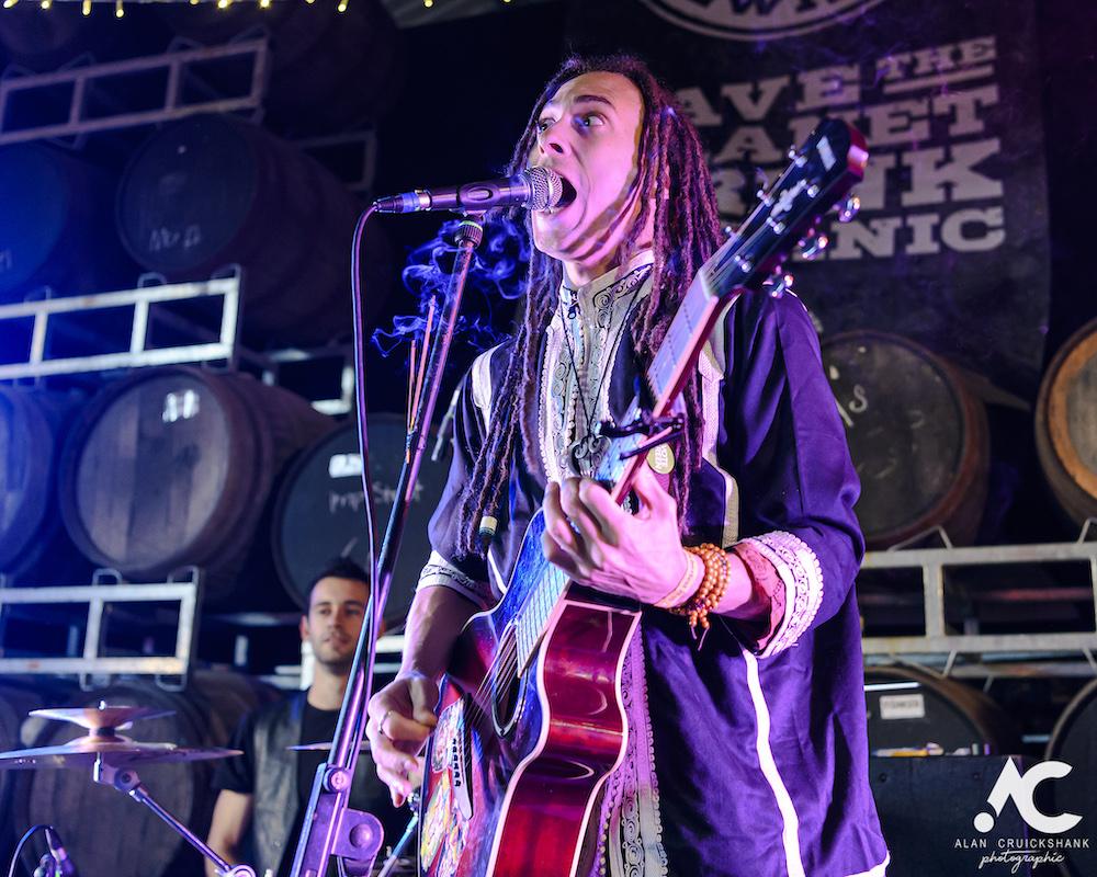 Ramanan Ritual at Jocktoberfest 2019 4 - Mad Hatters Host Independent Music Venue Week Event
