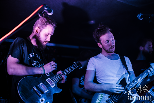 Silvercoast Inverness 1 530x353 - LIVE REVIEW - North Atlas, 27/9/2019