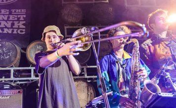 Tom McGuire & The Brassholes Jocktoberfest 2019 – IMAGES