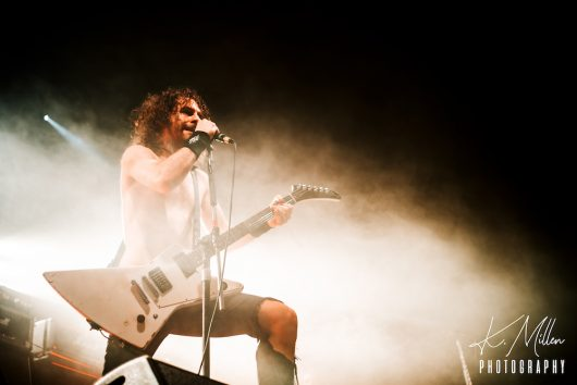 AIRBOURNE 1 530x354 - Airbourne, 20/11/2019 - Images