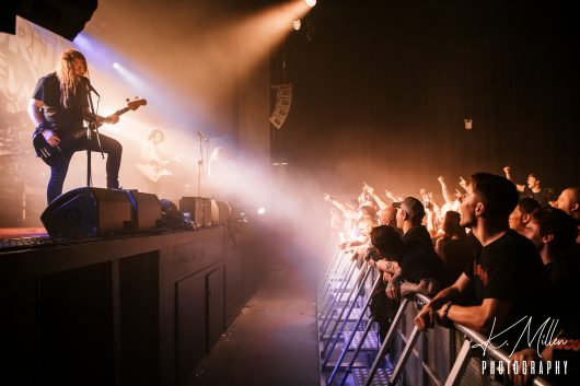 AIRBOURNE 7 530x353 - Airbourne, 20/11/2019 - Images
