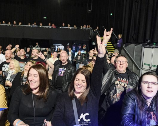 Folk at Monsterfest Ironworks Inverness November 2019 3 530x424 - Folk at Monsterfest - Images