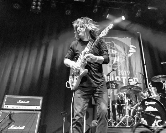 Gerry Jablonski Band at Monsterfest Ironworks Inverness November 2019 38 530x424 - Gerry Jablonski Band, 16/11/2019 - Images