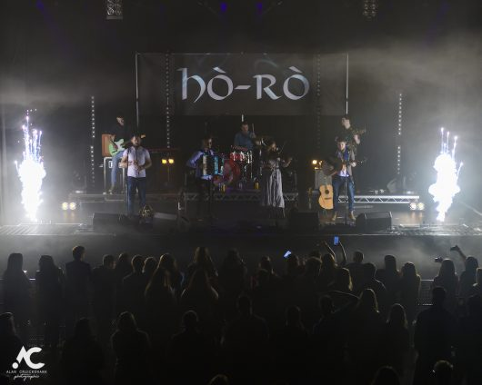 Hò rò at Ironworks Inverness November 2019 1 530x424 - Hò-rò, 1/11/2019 - Images