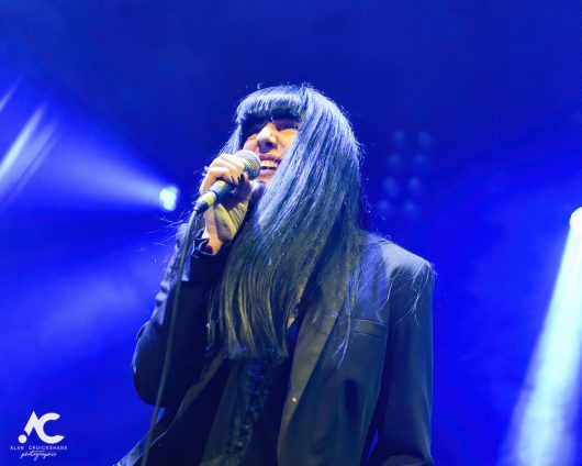 Romeos Daughter at Monsterfest Ironworks Inverness November 2019 107 530x424 - Romeos Daughter, 16/11/2019 - Images