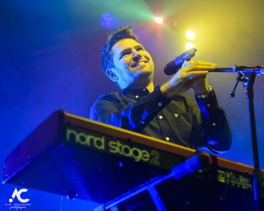 Scouting For Girls at Ironworks Inverness November 2019 1 530x424 - Scouting For Girls, 7/11/2019 - Images