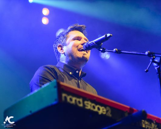 Scouting For Girls at Ironworks Inverness November 2019 1a 530x424 - Scouting For Girls, 7/11/2019 - Images