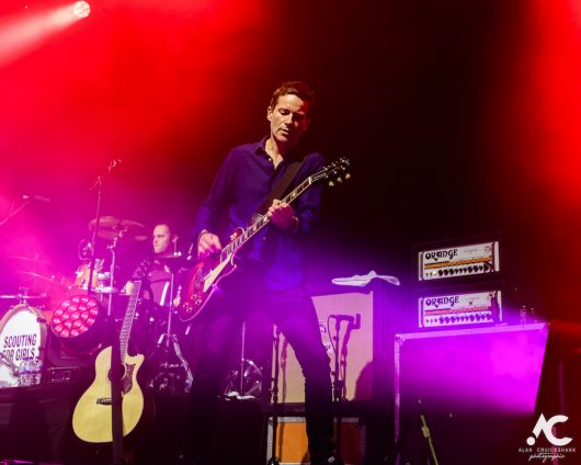 Scouting For Girls at Ironworks Inverness November 2019 2 530x424 - Scouting For Girls, 7/11/2019 - Images