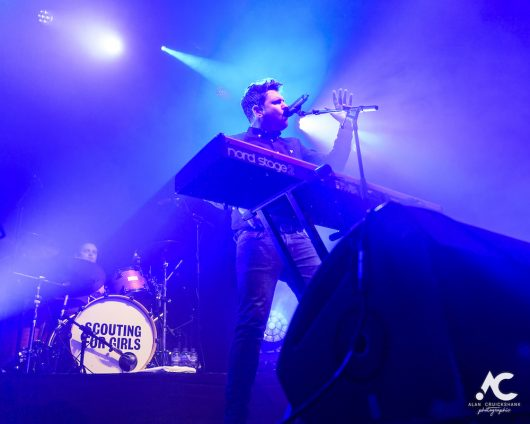 Scouting For Girls at Ironworks Inverness November 2019 3 530x424 - Scouting For Girls, 7/11/2019 - Images
