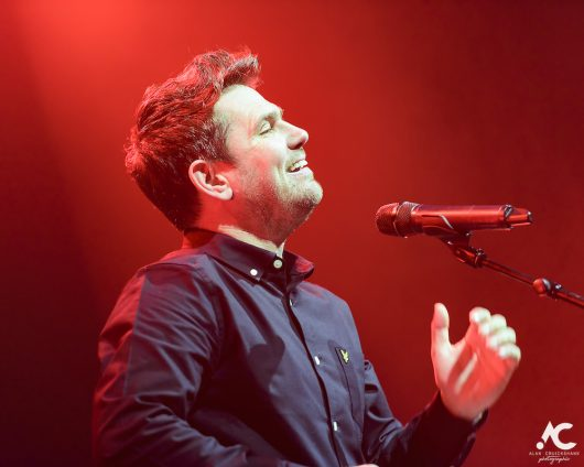 Scouting For Girls at Ironworks Inverness November 2019 3a 530x424 - Scouting For Girls, 7/11/2019 - Images