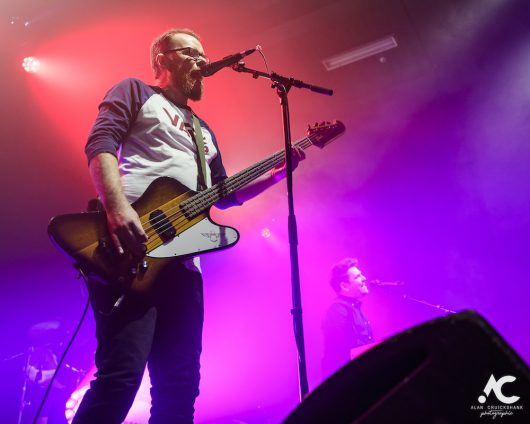 Scouting For Girls at Ironworks Inverness November 2019 5 530x424 - Scouting For Girls, 7/11/2019 - Images