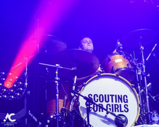Scouting For Girls at Ironworks Inverness November 2019 6 530x424 - Scouting For Girls, 7/11/2019 - Images