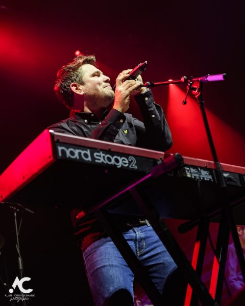 Scouting For Girls at Ironworks Inverness November 2019 8 480x600 - Scouting For Girls, 7/11/2019 - Images