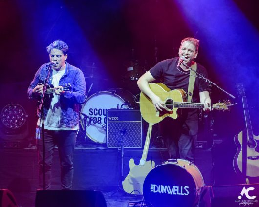 The Dunwells at Ironworks Inverness November 2019 13a 530x424 - Scouting For Girls, 7/11/2019 - Images