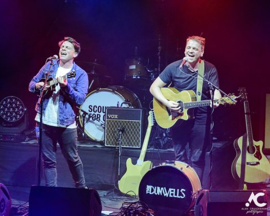 The Dunwells at Ironworks Inverness November 2019 15a 530x424 - Scouting For Girls, 7/11/2019 - Images