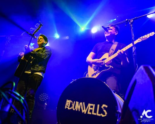 The Dunwells at Ironworks Inverness November 2019 21 530x424 - Scouting For Girls, 7/11/2019 - Images