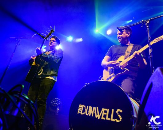The Dunwells at Ironworks Inverness November 2019 22 530x424 - Scouting For Girls, 7/11/2019 - Images