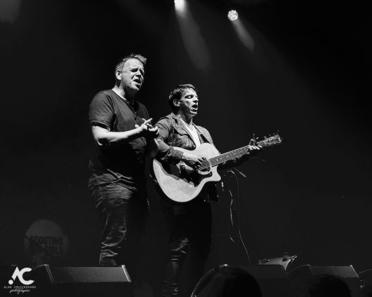 The Dunwells at Ironworks Inverness November 2019 28 530x424 - Scouting For Girls, 7/11/2019 - Images
