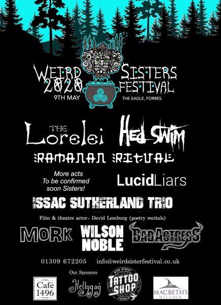 Weird Sisters 2020 Festival