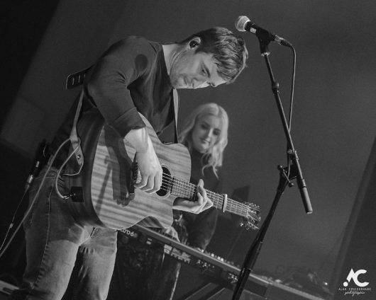 Gordon James and The Power acoustic Strathpeffer Pavilion February 2020 20a 530x424 - Tom Walker, 7/2/2020 - Images and Review