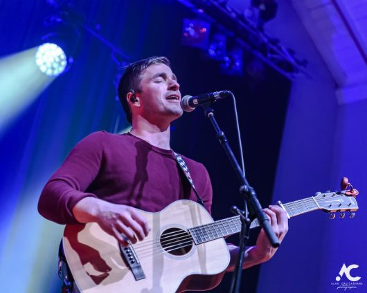 Gordon James and The Power acoustic Strathpeffer Pavilion February 2020 28 530x424 - Tom Walker, 7/2/2020 - Images and Review