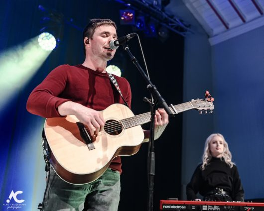 Gordon James and The Power acoustic Strathpeffer Pavilion February 2020 33 530x424 - Tom Walker, 7/2/2020 - Images and Review