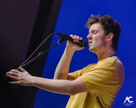Keir Gibson Strathpeffer Pavilion February 2020 5a 530x424 - Tom Walker, 7/2/2020 - Images and Review