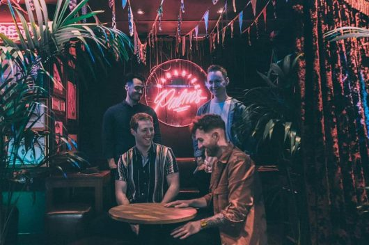 92692343 127085222231522 3208062230461415424 n 530x352 - Paradise Collective Announce Debut Single