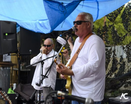Dougie Burns and the Cadilacs Medicine Music July 2020 27 530x424 - Virtual Hootananny Potting Shed Stage 31/7/2020 - Images