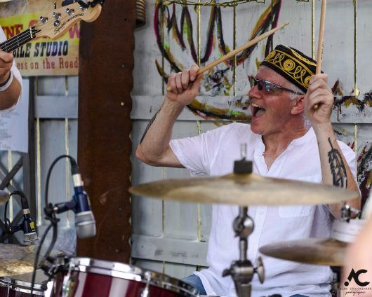 Dougie Burns and the Cadilacs Medicine Music July 2020 30 530x424 - Virtual Hootananny Potting Shed Stage 31/7/2020 - Images