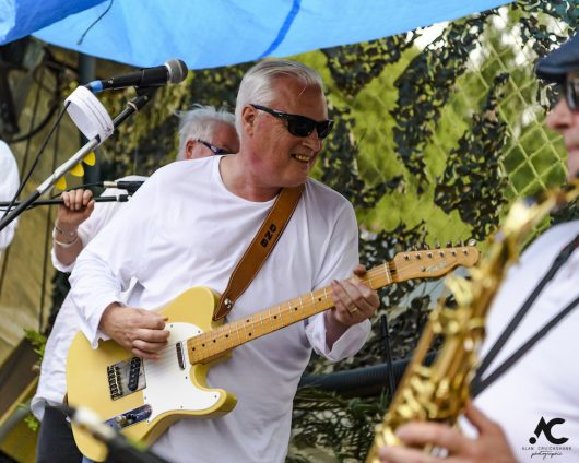 Dougie Burns and the Cadilacs Medicine Music July 2020 31 530x424 - Virtual Hootananny Potting Shed Stage 31/7/2020 - Images