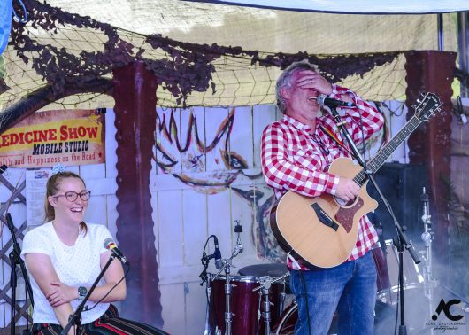 Jim Kennedy Medicine Music July 2020 18a 530x378 - Virtual Hootananny Potting Shed Stage 31/7/2020 - Images