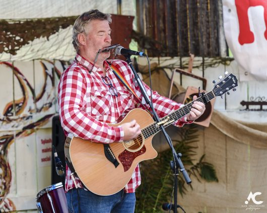 Jim Kennedy Medicine Music July 2020 20a 530x424 - Virtual Hootananny Potting Shed Stage 31/7/2020 - Images