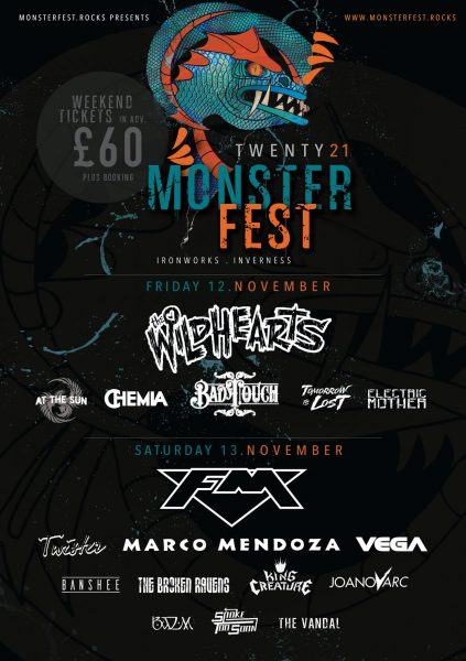 1Monsterfest 2021 - Ironworks