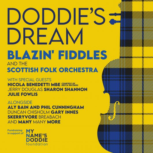 DDream 530x530 - Charity single 'Doddie's Dream' to be released