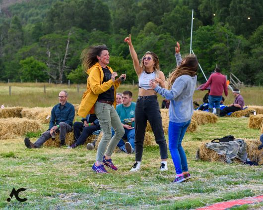 Folk at the Festival Capers in Cannich 2021 1072021 1 530x424 - Capers continued - REVIEW