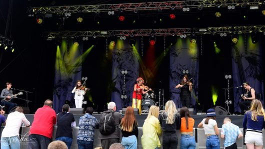 Kinnaris Quintet at The Gathering Inverness September 2021 2 n 530x298 - It's Time For The Gathering 2021 - Images