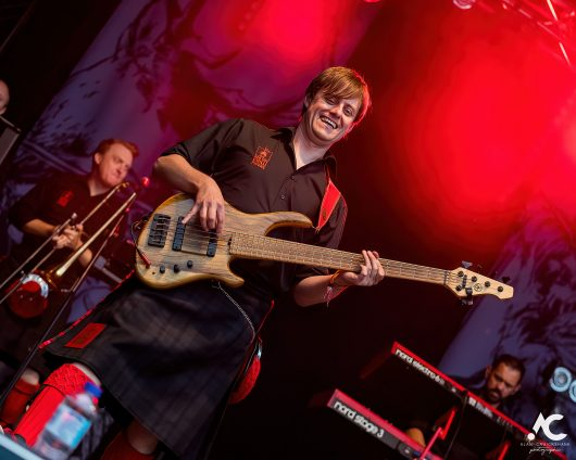 Red Hot Chilli Pipers at The Gathering Inverness September 2021 42 530x424 - It's Time For The Gathering 2021 - Images