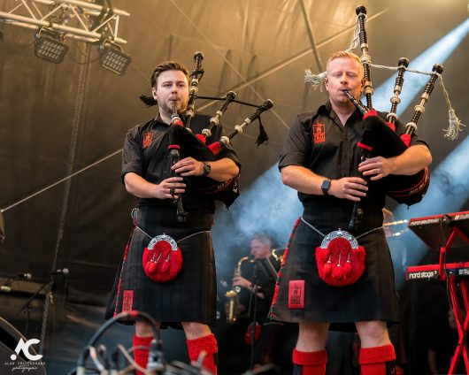 Red Hot Chilli Pipers at The Gathering Inverness September 2021 47 530x424 - It's Time For The Gathering 2021 - Images