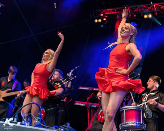 Red Hot Chilli Pipers at The Gathering Inverness September 2021 50 530x424 - It's Time For The Gathering 2021 - Images