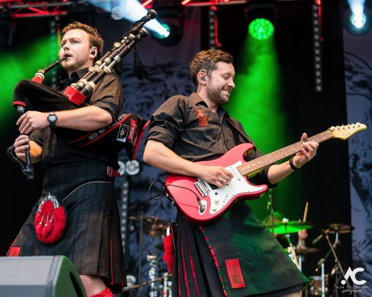 Red Hot Chilli Pipers at The Gathering Inverness September 2021 52 530x424 - It's Time For The Gathering 2021 - Images