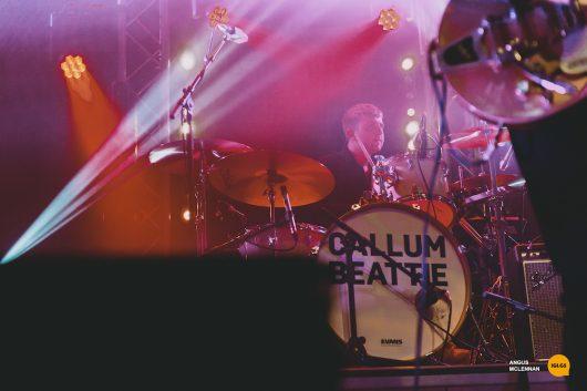 Callum Beattie 23 at Strathpeffer Pavilion 1102021  530x353 - Callum Beattie, 1/10/2021 - Images