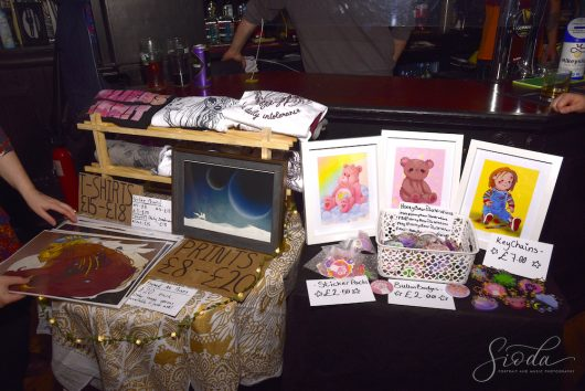 at Tooth Claw Inverness 9102021  DSC8886 530x354 - Outsider Art Fest, 8/10/2021 - Review